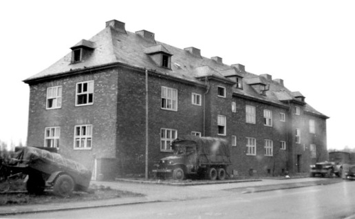 img210 Our home at Munchen Gladbach, Germany, Spring 1945