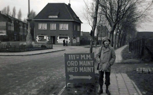 Heerlen Holland 1944